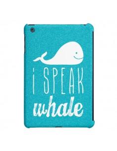 Coque I Speak Whale Baleine pour iPad Air - Mary Nesrala