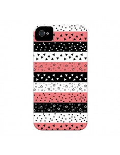 Coque Life is Peachy pour iPhone 4 et 4S - Mary Nesrala
