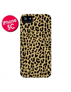 Coque Leopard Classic Neon pour iPhone 5C - Mary Nesrala
