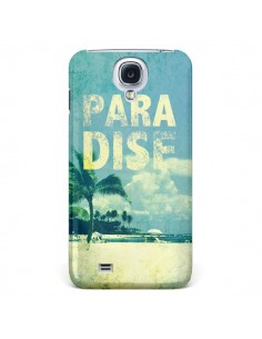 Coque Paradise Summer Ete Plage pour Samsung Galaxy S4 - Mary Nesrala