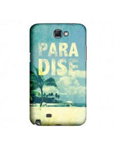Coque Paradise Summer Ete Plage pour Samsung Galaxy Note III - Mary Nesrala