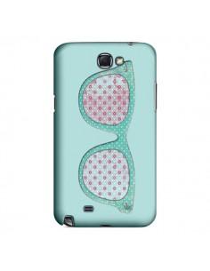 Coque Lunettes Retro Fashion pour Samsung Galaxy Note III - Mary Nesrala