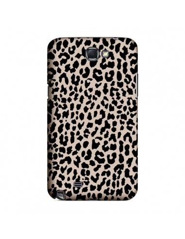 Coque Leopard Marron pour Samsung Galaxy Note III - Mary Nesrala