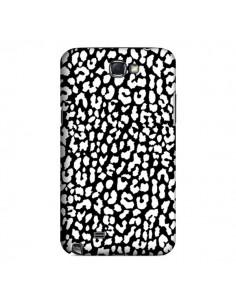 Coque Leopard Noir et Blanc pour Samsung Galaxy Note III - Mary Nesrala