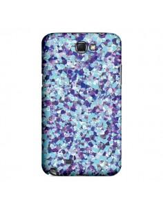Coque Winter Day Bleu pour Samsung Galaxy Note III - Mary Nesrala