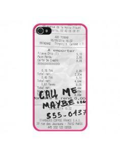Coque Call me maybe pour iPhone 4 et 4S - Benoit Bargeton