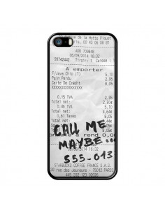 Coque Call me maybe pour iPhone 5 et 5S - Benoit Bargeton