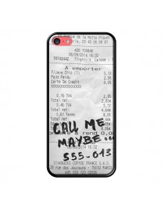 Coque Call me maybe pour iPhone 5C - Benoit Bargeton