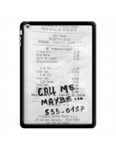 Coque Call me maybe pour iPad Air - Benoit Bargeton