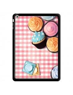 Coque Petit Dejeuner Cupcakes pour iPad Air - Benoit Bargeton