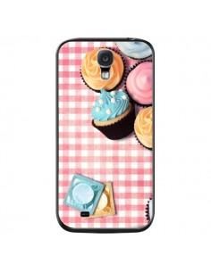 Coque Petit Dejeuner Cupcakes pour Samsung Galaxy S4 - Benoit Bargeton