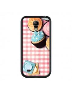 Coque Petit Dejeuner Cupcakes pour Samsung Galaxy S4 Mini - Benoit Bargeton