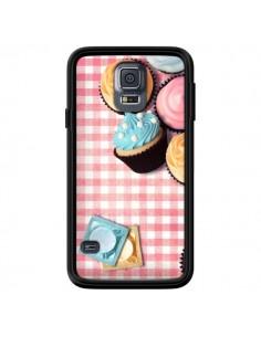 Coque Petit Dejeuner Cupcakes pour Samsung Galaxy S5 - Benoit Bargeton