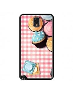 Coque Petit Dejeuner Cupcakes pour Samsung Galaxy Note III - Benoit Bargeton