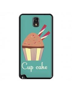 Coque Cupcake Chocolat pour Samsung Galaxy Note III - Léa Clément