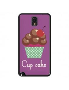Coque Cupcake Cerise Chocolat pour Samsung Galaxy Note III - Léa Clément