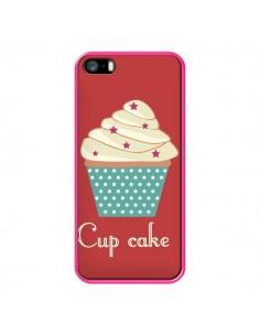 Coque Cupcake Creme pour iPhone 5 et 5S - Léa Clément