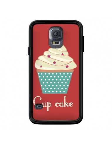 Coque Cupcake Creme pour Samsung Galaxy S5 - Léa Clément