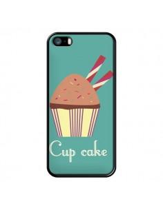 Coque Cupcake Chocolat pour iPhone 5 et 5S - Léa Clément