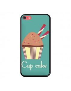 Coque Cupcake Chocolat pour iPhone 5C - Léa Clément