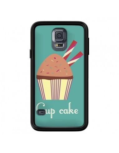 Coque Cupcake Chocolat pour Samsung Galaxy S5 - Léa Clément