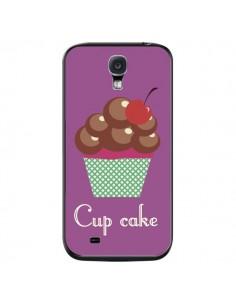 Coque Cupcake Cerise Chocolat pour Samsung Galaxy S4 - Léa Clément