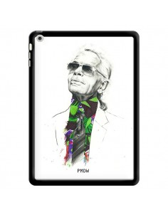 Coque Karl Lagerfeld Fashion Mode Designer pour iPad Air - Percy