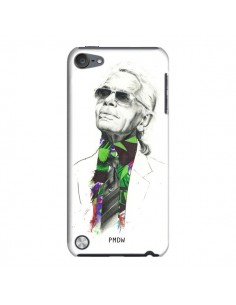 Coque Karl Lagerfeld Fashion Mode Designer pour iPod Touch 5 - Percy