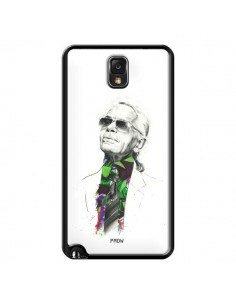 Coque Karl Lagerfeld Fashion Mode Designer pour Samsung Galaxy Note III - Percy