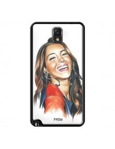Coque Nabilla pour Samsung Galaxy Note III - Percy