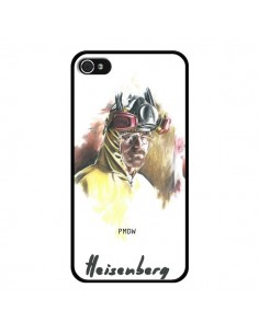 Coque Walter White Heisenberg Breaking Bad pour iPhone 4 et 4S - Percy