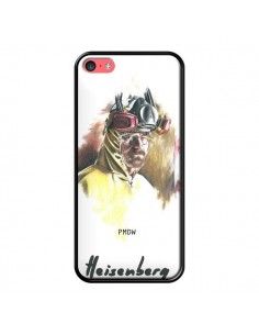 Coque Walter White Heisenberg Breaking Bad pour iPhone 5C - Percy