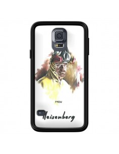Coque Walter White Heisenberg Breaking Bad pour Samsung Galaxy S5 - Percy