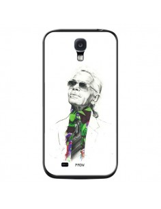Coque Karl Lagerfeld Fashion Mode Designer pour Samsung Galaxy S4 - Percy