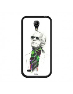 Coque Karl Lagerfeld Fashion Mode Designer pour Samsung Galaxy S4 Mini - Percy