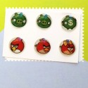 Sticker Angry Birds pour Bouton Home iPhone iPad iPod