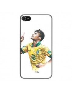 Coque Neymar Footballer pour iPhone 4 et 4S - Percy