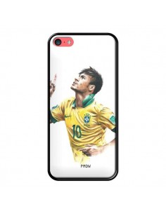 Coque Neymar Footballer pour iPhone 5C - Percy