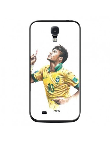 Coque Neymar Footballer pour Samsung Galaxy S4 - Percy