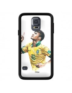 Coque Neymar Footballer pour Samsung Galaxy S5 - Percy