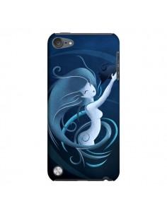 Coque Aquarius Girl La Petite Sirene pour iPod Touch 5 - LouJah