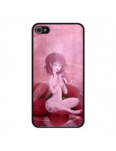 Coque Melody Elves Elfe pour iPhone 4 et 4S - LouJah