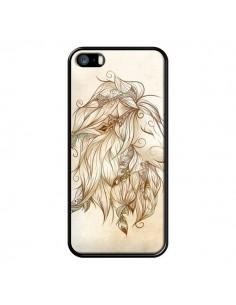Coque Poetic Lion pour iPhone 5 et 5S - LouJah