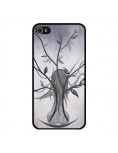 Coque The Dreamy Tree Arbre Magique pour iPhone 4 et 4S - LouJah