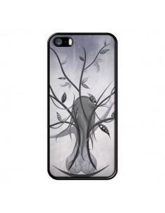 Coque The Dreamy Tree Arbre Magique pour iPhone 5 et 5S - LouJah