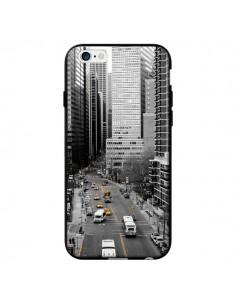Coque New York Noir et Blanc pour iPhone 6 - Anaëlle François