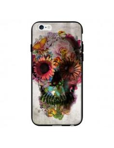 Coque Skull Flower Tête de Mort pour iPhone 6 - Ali Gulec