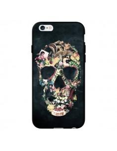Coque Skull Vintage Tête de Mort pour iPhone 6 - Ali Gulec