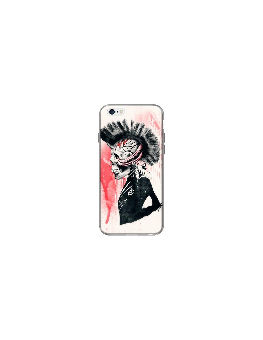 coque punk iphone 6