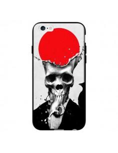 Coque Splash Skull Tête de Mort pour iPhone 6 - Ali Gulec
